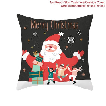 Cashmere Christmas Pillowcase