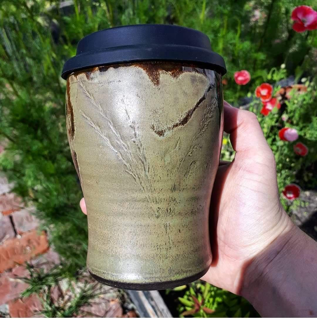 Adventure Cup to Go - Medium/ Grass