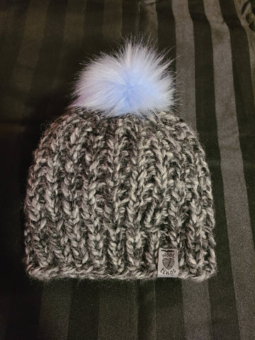 Baby knitted Toque