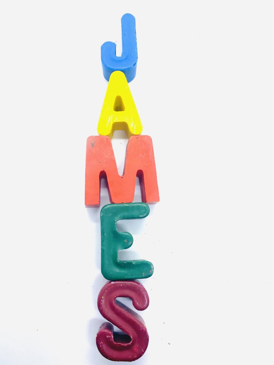 Name Crayons 5 Letters