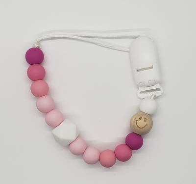 Pacifier Holder (Plastic Clasp)