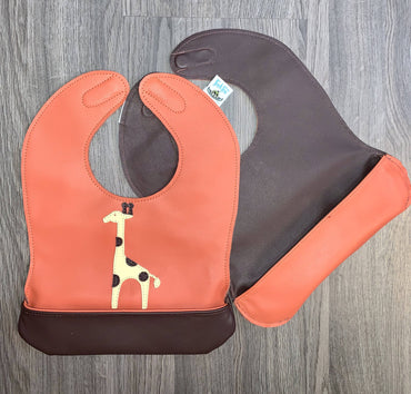 Toddler Giraffe Bib