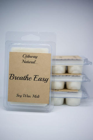 Breathe Easy - Wax Melt