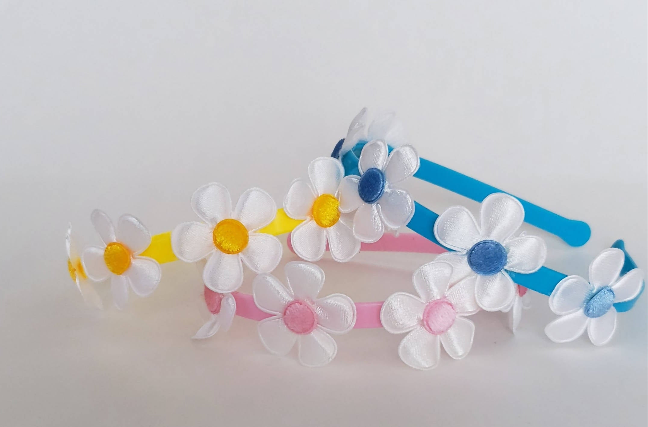 Spring Flowers Kids Headband
