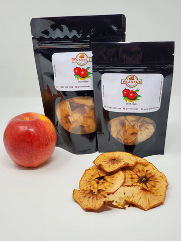 Dried Apple Chips - 25g (Box of 10)