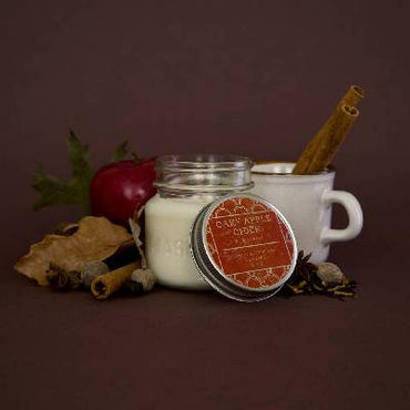 Apple Cider Candle - 7.5oz