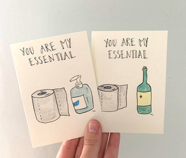 You Are My Essential Card