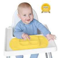 Mini Mat Yellow by Easy Tots