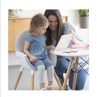 Koodi Wooden High Chair