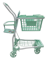 Roma Toy Trolley 2yrs+ Peppermint