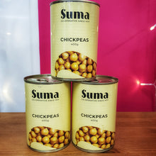 Load image into Gallery viewer, Chickpeas tinned