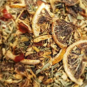 Flu Warrior Herbal Tea