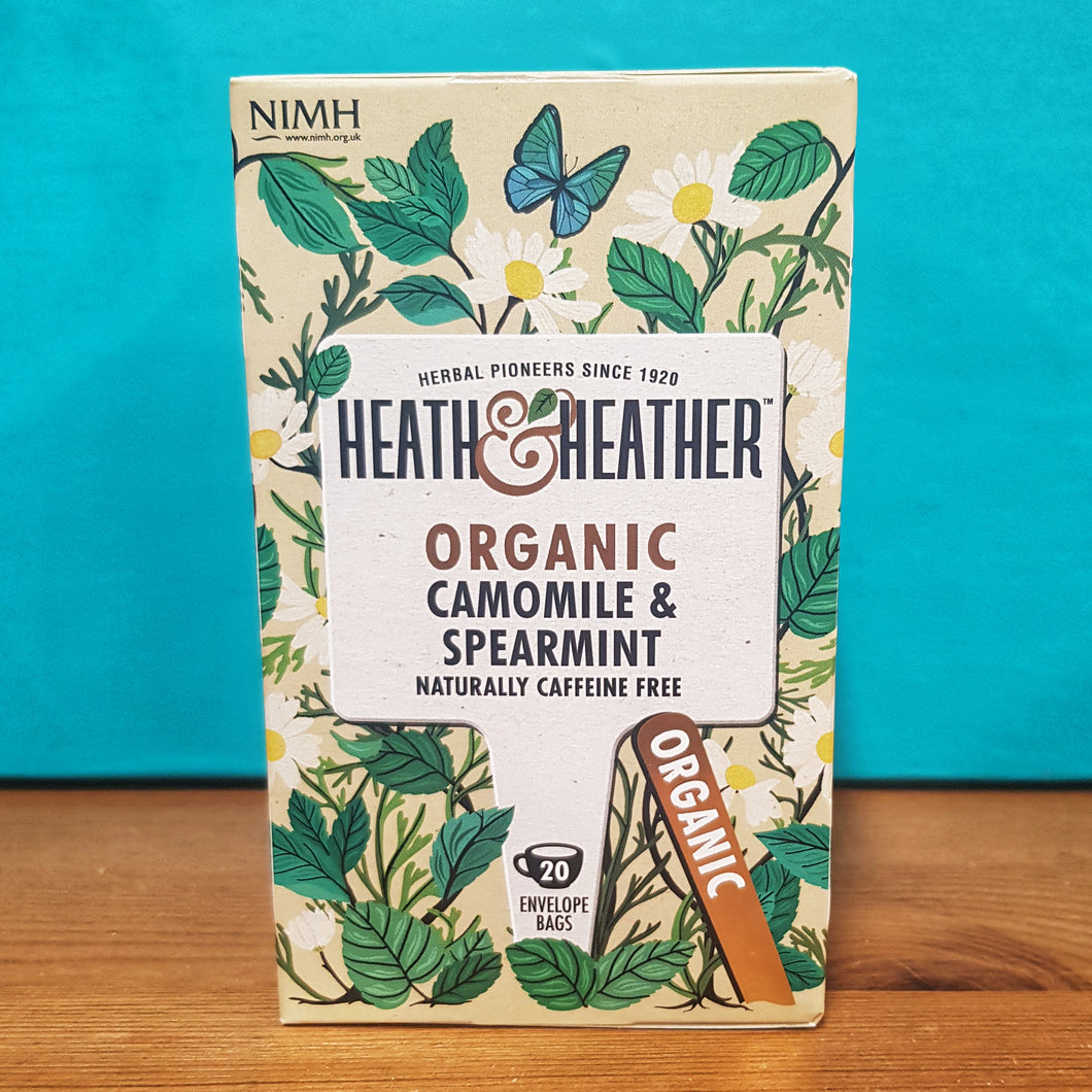 Heath & Heather Camomile & Spearmint
