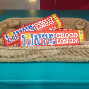Tony's Chocolony Mini Chocolate Bars