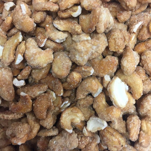 Honey Cashew Nuts