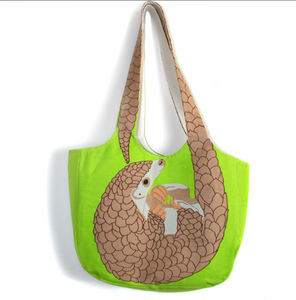 Endangered Animals Shoulder Bag