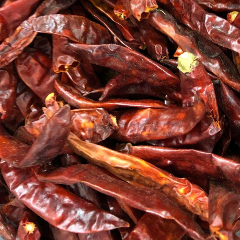 Chillies (Dried Whole)