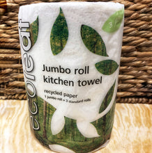 Load image into Gallery viewer, Ecoleaf Kitchen roll