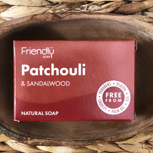 Friendly Soap Bar