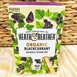 Heath & Heather Blackcurrant