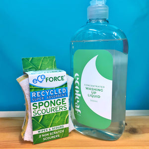 Ecoforce Recycled Non Scratch Sponge