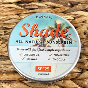 Shade Natural Sunscreen