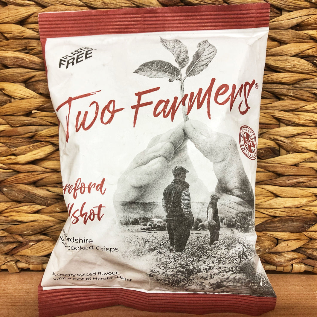 Two Farmers Hereford Bullshot Crisps