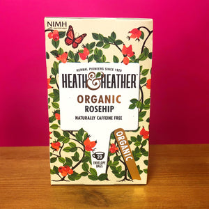 Heath & Heather Rosehip
