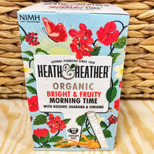 Load image into Gallery viewer, Heath & Heather Morning Time Tea