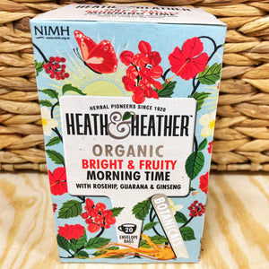 Heath & Heather Morning Time Tea