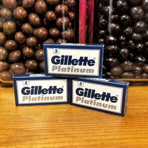 Safety Razor Blades (Stainless Steel)