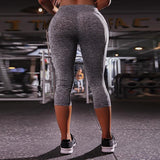 Massimoda High Waist Pocket Workout Stylish Leggings