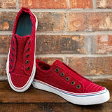 Massimoda Jester Red Play Sneaker