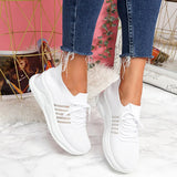 Massimoda Fall Winter Casual Breathable Running Sneakers