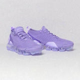 Massimoda Women Round Toe Pu All Season Purple Sneakers