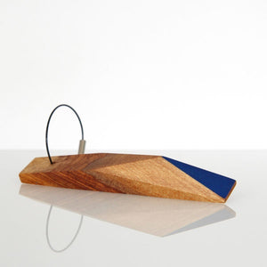 Wooden Key Ring - Gwyneth Hulse Design