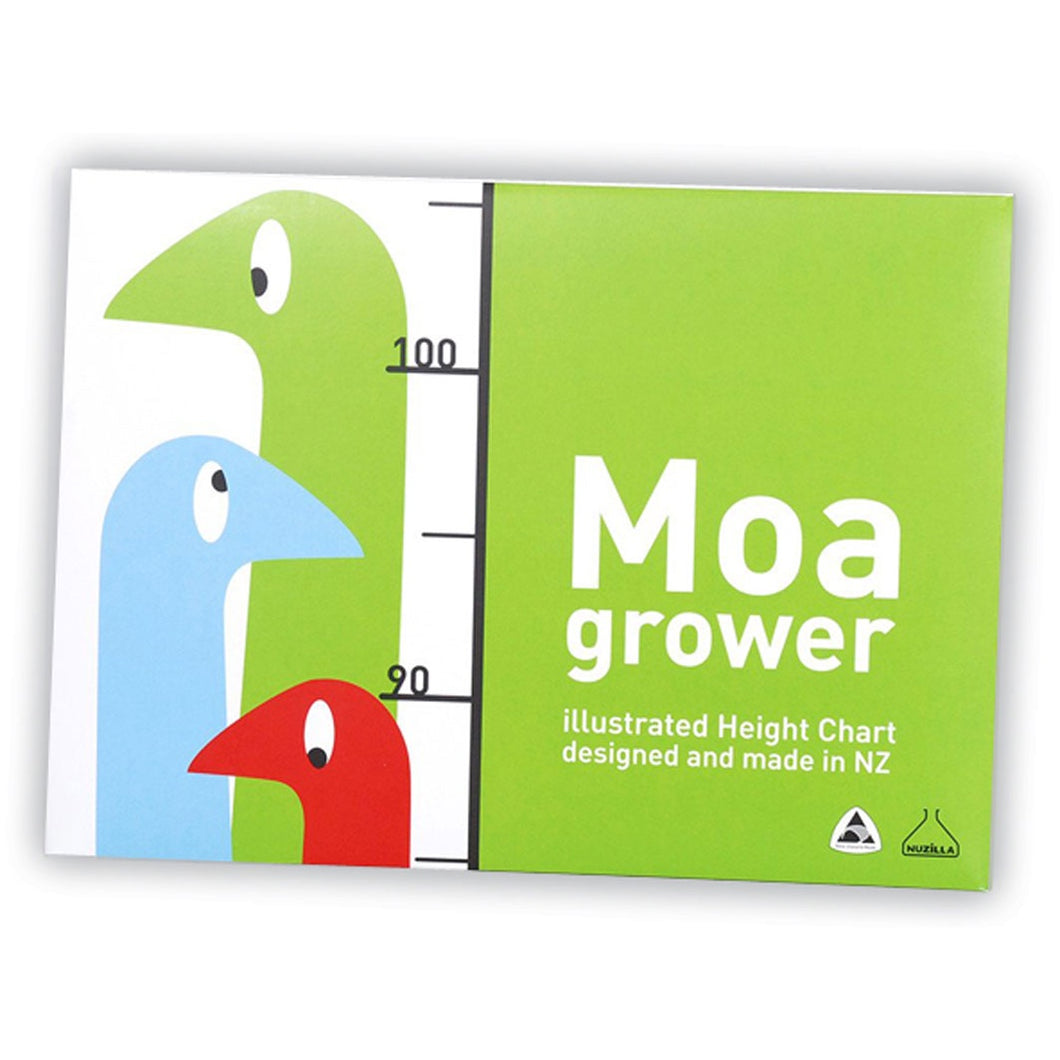 Moa Grower Height Chart