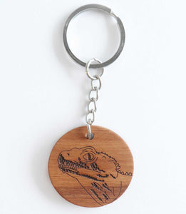 Wooden Keyring - Embrace Design