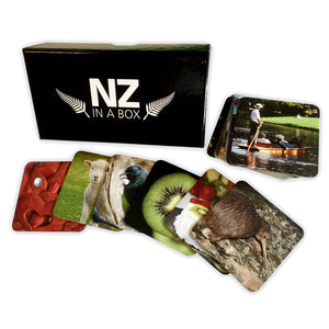 New Zealand In a Box Game