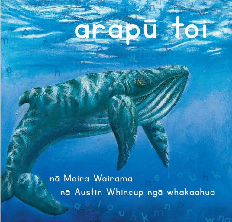 Arapū Toi Book and Flashcards