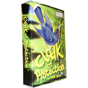 Cloak of Protection - Card Game