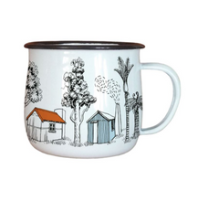 Load image into Gallery viewer, Enamel Mug