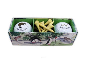 Golf Gift Pack (ball/tees)