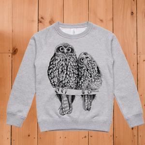 Bird Kid's Sweatshirt