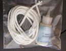 3mm Stove Rope & Glue Kit 2.5m