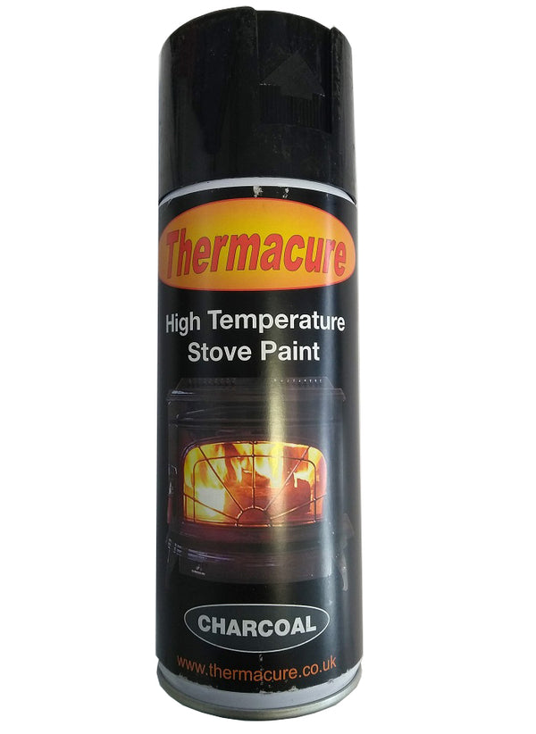 Charcoal Stove Paint