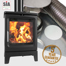 Peanut 3 (Low) Stove and Liner Package Deal