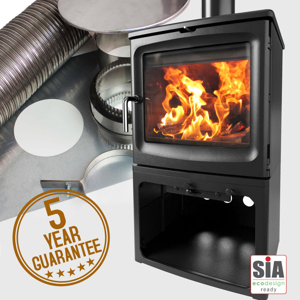 Bignut 5 (Tall) Stove and Liner Package Deal