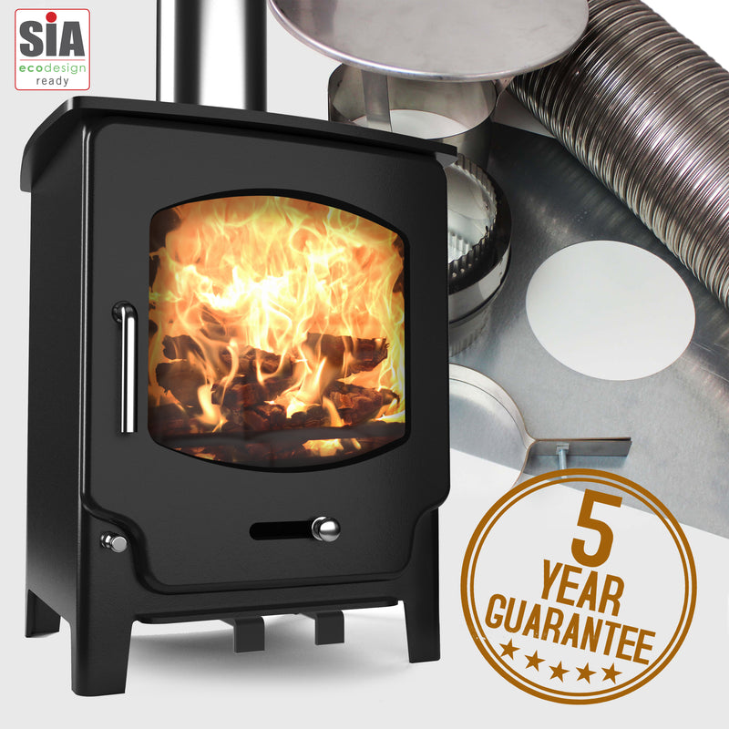 ST-X5 (Low) Stove and Liner Package Deal