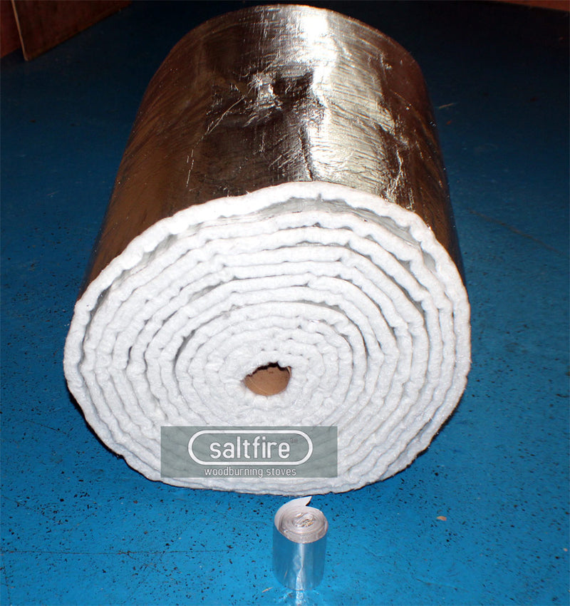 Flue Wrap Chimney Insulation